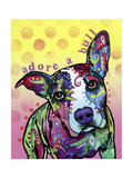 Adoreabull Giclee Print by Dean Russo