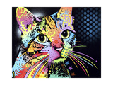 Catillac New Giclee Print by Dean Russo
