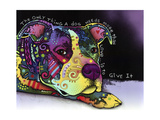 Affection Giclee Print by Dean Russo