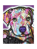 Baby Pit Giclee Print by Dean Russo