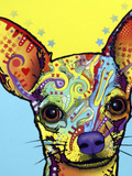 Chihuahua I Giclee Print by Dean Russo