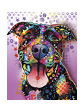 Ms Understood Giclee Print by Dean Russo
