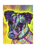 Jack Russell Giclee Print by Dean Russo