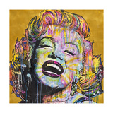 Marilyn Giclee Print by Dean Russo