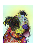 Pure Joy Giclee Print by Dean Russo