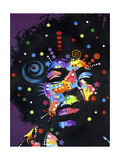 Jimi Giclee Print by Dean Russo