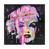 Marilyn Monroe Giclee Print by Dean Russo