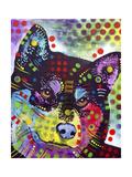 Shiba Inu Giclee Print by Dean Russo