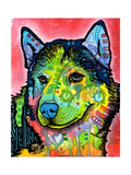 Siberian Front Giclee Print by Dean Russo