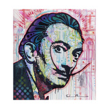 Dali Giclee Print by Dean Russo