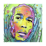 Marley Giclee Print by Dean Russo
