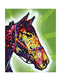 Horse Giclee Print by Dean Russo
