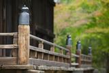 Japan Kyoto Ninna-Ji Temple Architectural Detail Close-Up Prints by  Nosnibor137