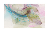 Abstraction 10711 Giclee Print by Rica Belna