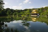 Japan Kyoto Kinkaku-Ji (Golden Pavilion Temple) Posters by  Nosnibor137