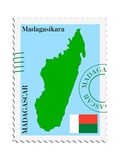 Mail To-From Madagascar Posters by  Perysty