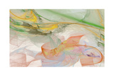Abstraction 10713 Giclee Print by Rica Belna