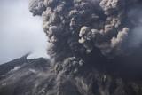 Cloud of Volcanic Ash from Sakurajima Kagoshima Japan Posters by  Nosnibor137