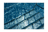 Blue Water 7900 Photographic Print by Rica Belna