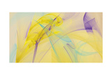 Abstraction 10730 Giclee Print by Rica Belna