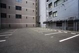 Japan Osaka Empty Parking Lot Prints by  Nosnibor137