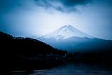 Mount Fuji ,Landmark of Japan. Photographic Print by  bspguy