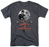 Abbott & Costello - Super Sleuths T-Shirt