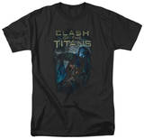 Clash Of The Titans - Sheikh T-shirts