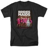 Bridesmaids - Poster T-Shirt