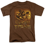 Clash Of The Titans - Heroes T-shirts