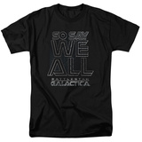 Battlestar Galactica - Together Now T-shirts