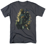 Batman Arkham Origins - Deathstroke T-shirts