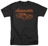 Batman - Batmobile T-shirts