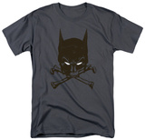 Batman - Bat And Bones T-shirts