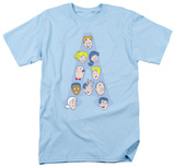 Archie Comics - Character Heads T-Shirt