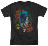 Batman - Broken Visage Shirts