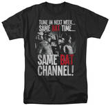 Batman Classic TV - Bat Channel T-Shirt