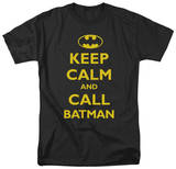 Batman - Call Batman T-shirts