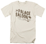 Back To The Future III - Palace Saloon T-Shirt