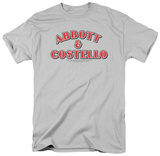 Abbott & Costello - Logo Vêtements