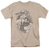 Cheers - Original Cast T-shirts