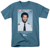 Airplane - Roger Murdock T-shirts