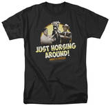 Abbott & Costello - Horsing Around T-Shirts