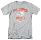 Airplane - Trans American T-shirts