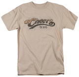 Cheers - Watercolor Logo T-Shirt
