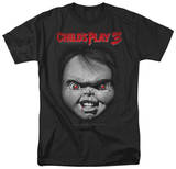 Child's Play 3 - Face Poster T-Shirt
