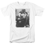 Blues Brothers - Brick Wall T-shirts