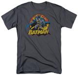 Batman - Batman Rough Distress T-Shirt
