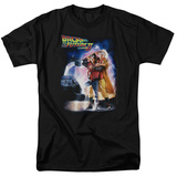Back To The Future II - Poster T-shirts