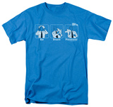 Airplane - Johnny Improv T-shirts